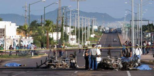 Cinco militares mueren en ataque organizado por hijos del Chapo:...