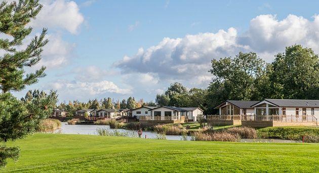 Fishing Holidays in Cambridgeshire - Tydd St Giles Resort - http://www.watersidebreaks.com/description/tyddstgiles-carnoustie.htm