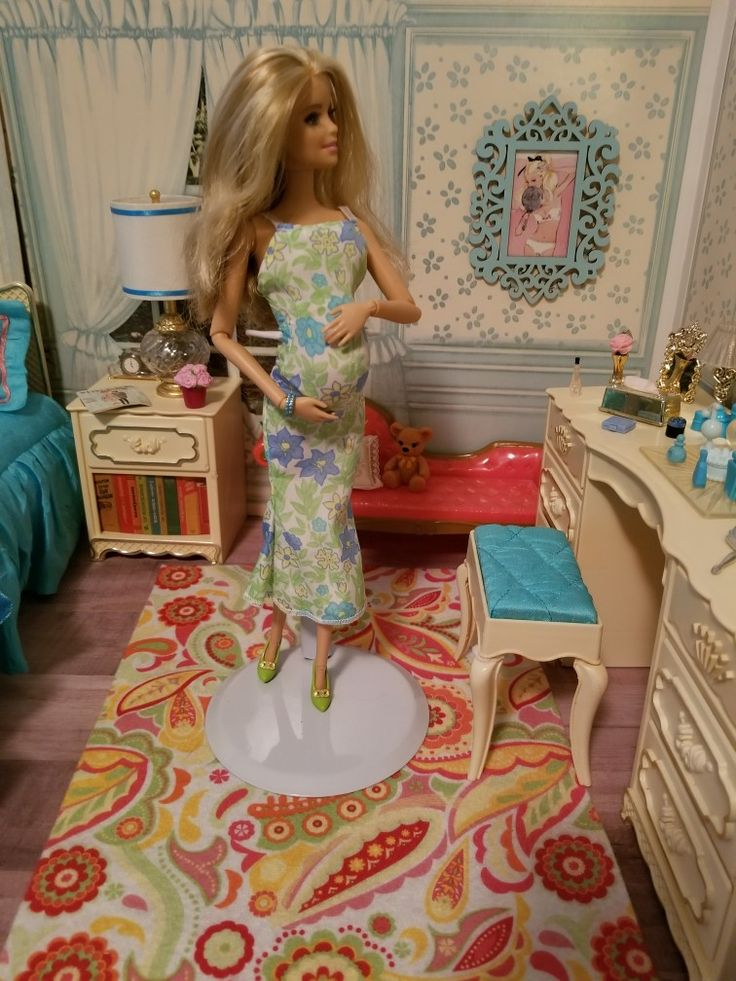 17 best images about doll room dioramas on pinterest - Barbie living room dress up games ...