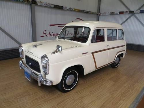 Ford Prefect Squire estate (1957)