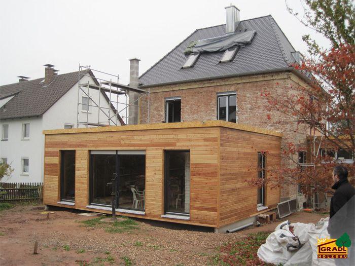 41 besten Hausanbau Bilder auf Pinterest | Anbau, Architekten und ...