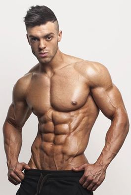 Daniel Blackwell | :G | Pinterest | Muscles and Motivation