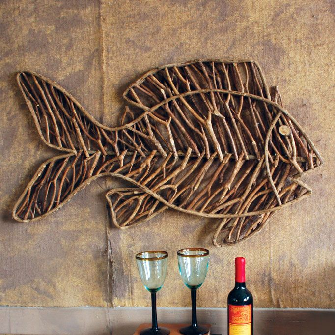 Twig Wall Decor 234 best driftwood art images on pinterest | driftwood, driftwood