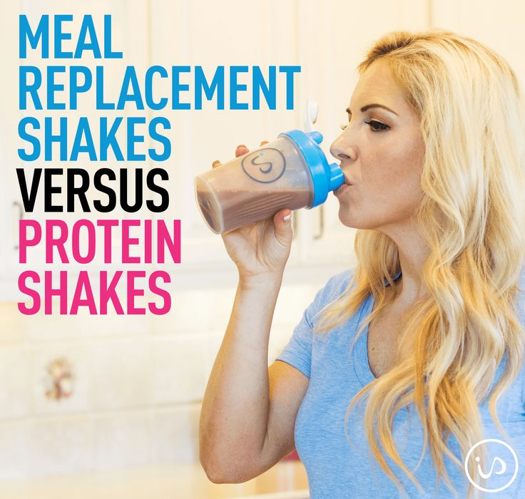 Confused about whether you should be drinking a meal replacement shake (like IdealShake) or a protein shake (like IdealLean)? Don't worry, you're not alone