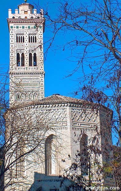 ZARAGOZA - Iglesia mudéjar de la Magdalena