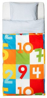 VITAMINER SIFFRA Duvet cover and pillowcase(s) - modern - kids bedding - by IKEA