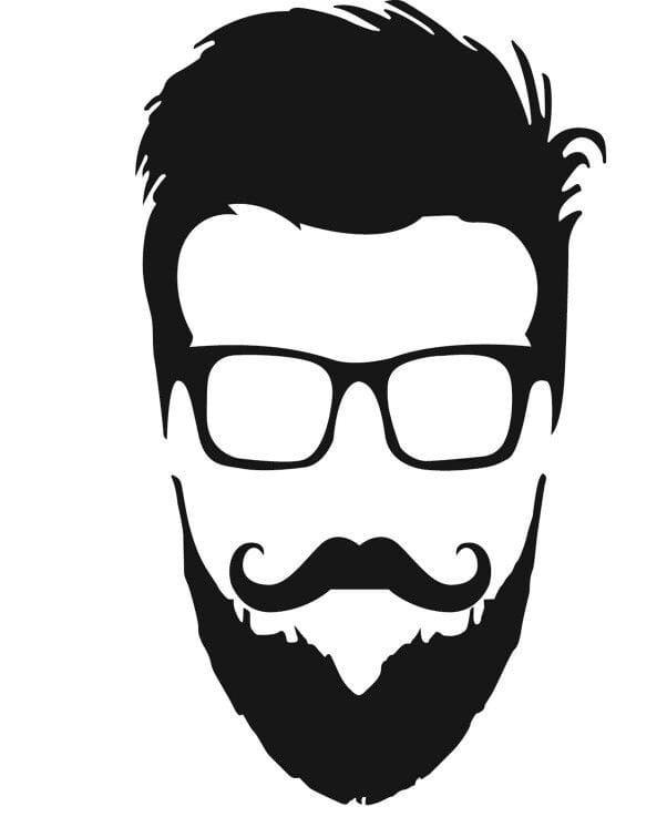 كيف تنمي شعر لحيتك بسرعة مجرب كيف تنمو اللحية وسبب نمو الشعر في الوجه خليني فالاول اوضحكلك بشكل سريع سبب نمو الشعر في وج Beard Art Beard Logo Beard Vector