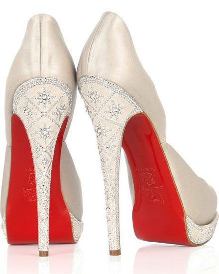 Christian Louboutin - In the words of Nala to Simba...Pinned Ya...Pinned Ya Again!
