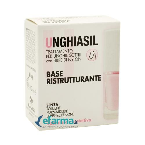 Prezzi e Sconti: #Unghiasil trattamento base ristrutturante con  ad Euro 7.50 in #Smalti curativi #Cosmetici e bellezza unghie