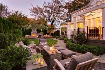 Traditional Landscape Design, Pictures, Remodel, Decor and Ideas - page 2