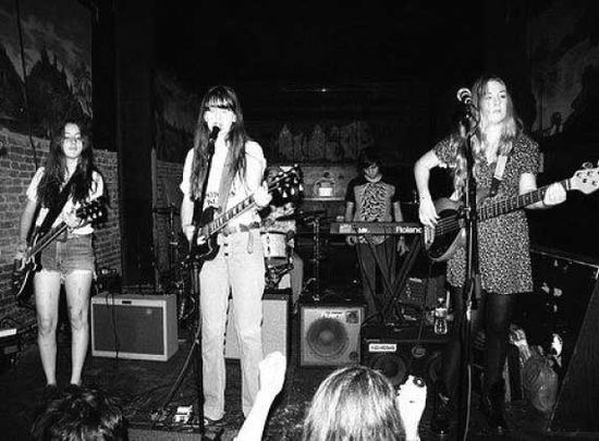 Women+Music=a weakness I'll never get over.. Haim has a real unique sound. I like it.