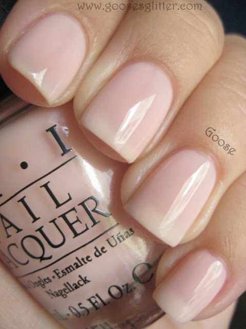 OPI - You Callin' Me a Lyre? Beautiful natural color!