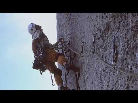 rock climbing instructional videos