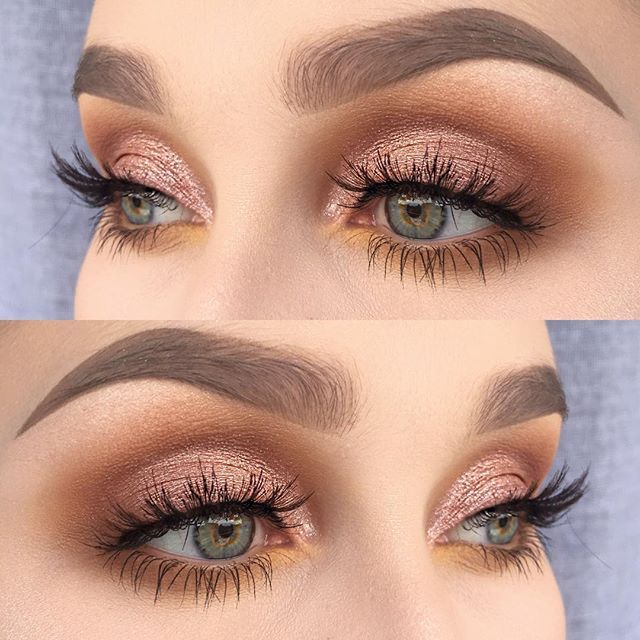 25 Best Ideas About Bronze Eyeshadow On Pinterest How
