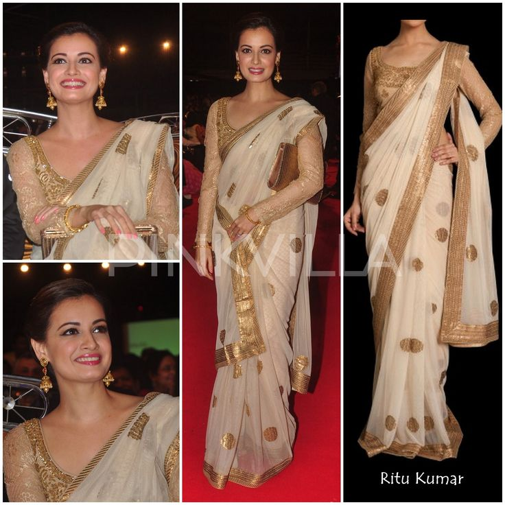 Yay or Nay : Dia Mirza in Ritu Kumar
