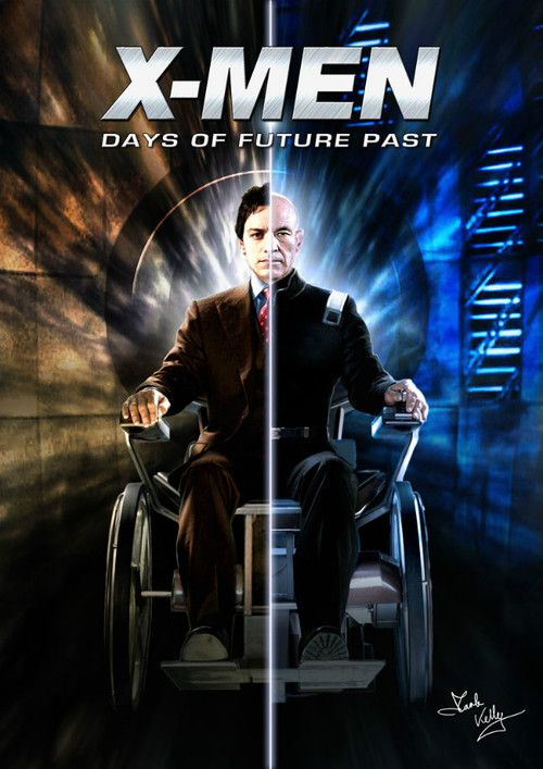 Professor Charles Xavier ... X-Men: Days of Future Past