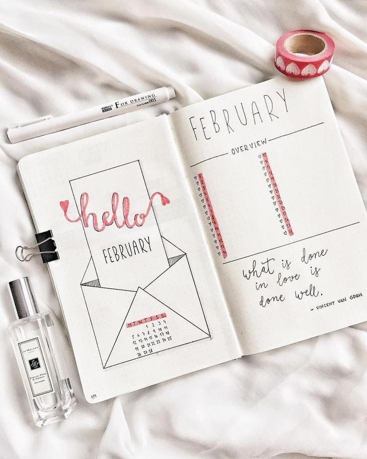 Easy Bullet Journal-Ideen, mit denen Sie Ihre ehrgeizigen Ziele gut organisieren und beschleunigen können #bu …,  #bullet #denen #ehrgeizigen #idee…