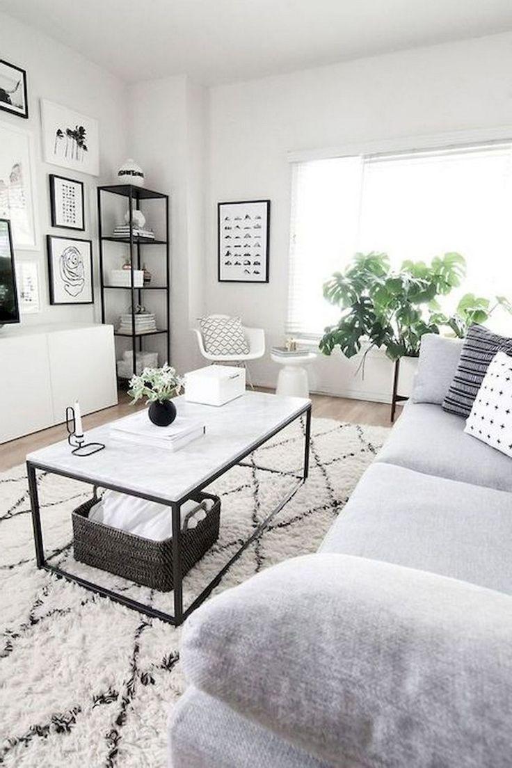 9+ Tiny Apartment Decorating Ideas on A Budget #apartment