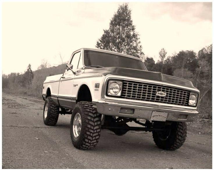 1972 Chevy truck www.DieselTruckForaBuck.com
