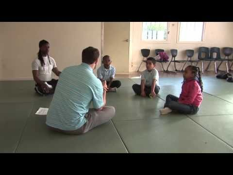 Mindful Life Vimeo: teaching kids to be mindful in order to get them to make better choices and learn to calm themselves.