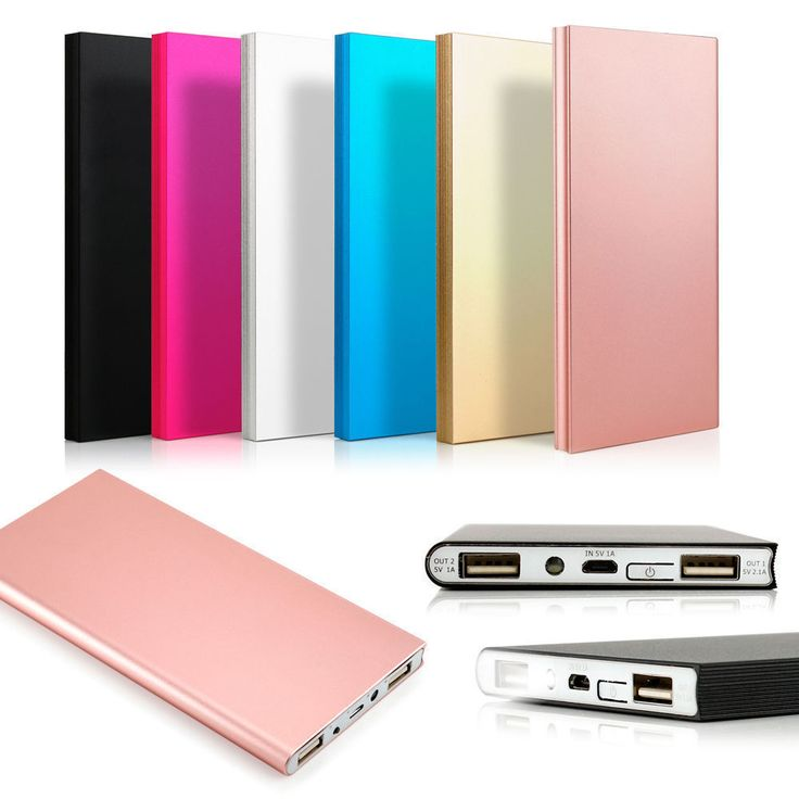 Huge capacity, 50000mAh. 1 x 50000Ah Ultrathin Universal Cellphone Battery Charger Power Bank. Four LED indicators show you the energy state of external battery and can be used as flashlight. 1 x Micro USB Charger Cable. | eBay!