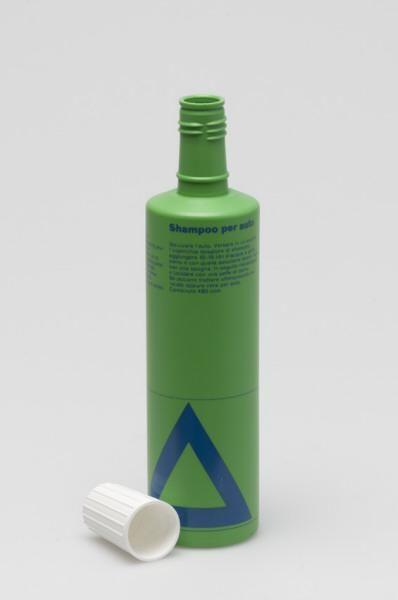 Auto-Shampoo-Verpackung