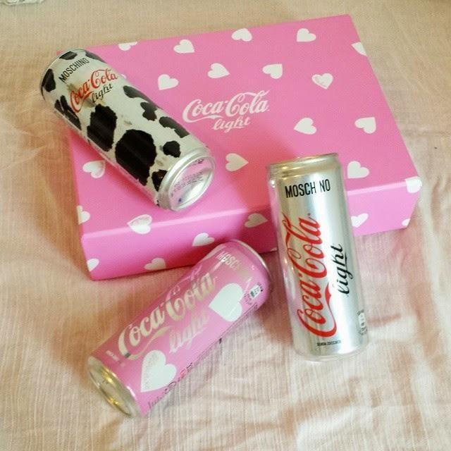 Moschino for Coca Cola