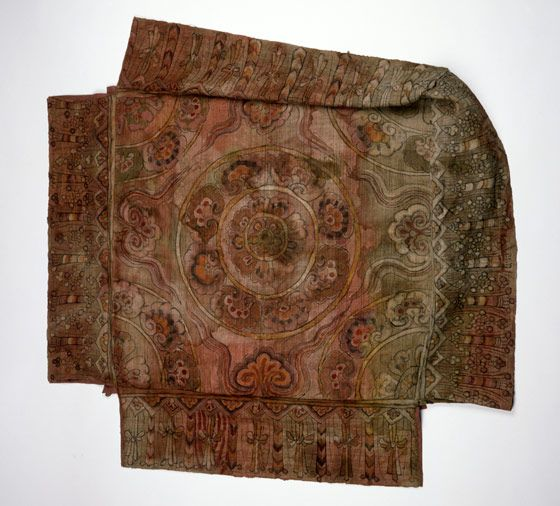 346 Best Images About Buddhist And Tibetan Textiles On