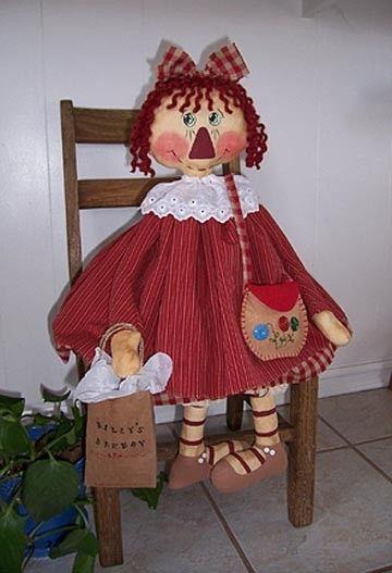 rag doll raggedy ann