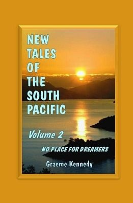 Beginning with the life story of the Queen of the South Seas, the legendary Aggie Grey, who was thought to have been Michener's model for his outrageous character Bloody Mary; New Tales includes stories of black humour, despair in the happiest of Pacific Islands, and the bittersweet ends of two lives of persons who, like Robert Louis Stevenson, go to Samoa to die.  Reminiscent of the great Louis Becke, New Tales of the South Pacific – Volume Two is Kennedy at his best.