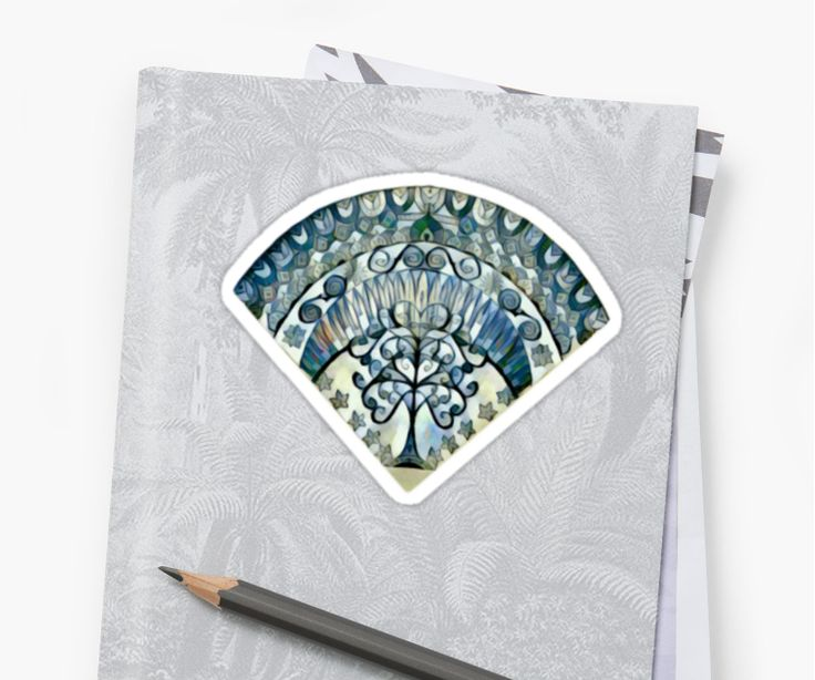Silver tree sticker  #gondor #treeofgondor #lotr #lordoftherings