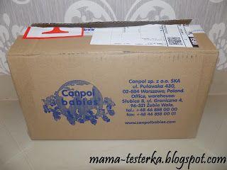 mama-testerka: Testowanie z Blogosferą... CanpolBabies