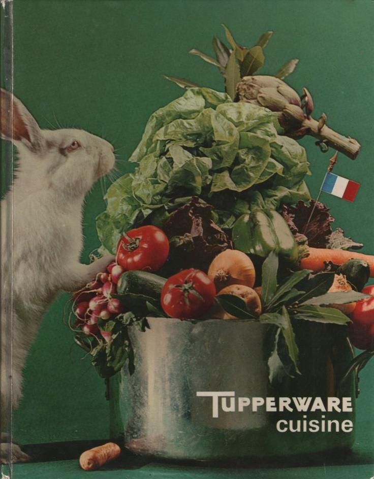 Tupperware cuisine (1968)