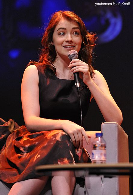 Sarah Bolger - Fairy Tales Convention (Once Upon A Time) #OUAT #FT1