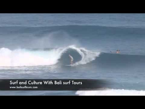 Bali Surf Tours and Culture