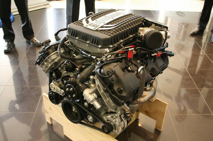 Ford S/C 5.0 Coyote Motor