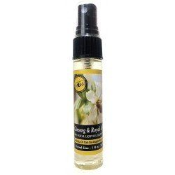 Ginseng Royal Jelly ~ Natural Light Hair Oil Body Spray,Travel Size (1oz) -- This is an Amazon Affiliate link. For more information, visit image link.