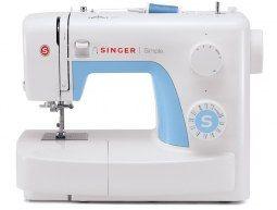 Shopty presenta la nuova Singer Simple 3221: imparare a cucire è facile e divertente. Create pensando ai principianti.