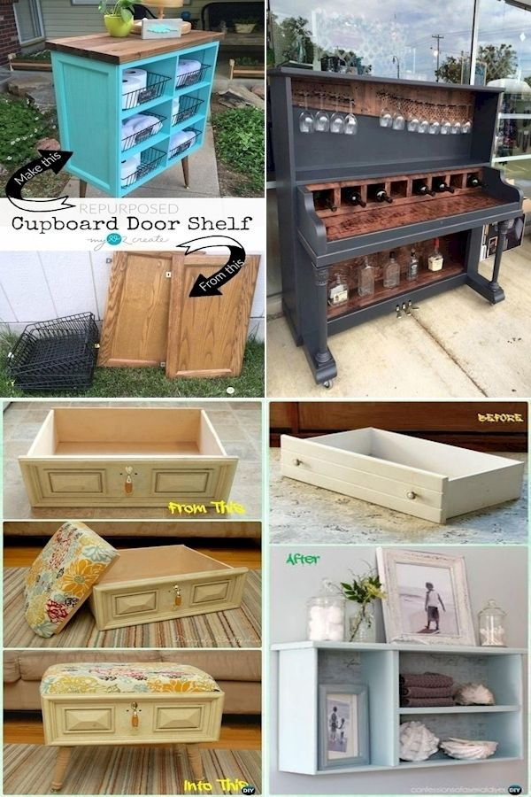 Reused Furniture Repurposed Furniture Ideas Tv Cabinet How To Old Furniture Recycle Old Tv Old Tv Tv Cabinet Repurpose
