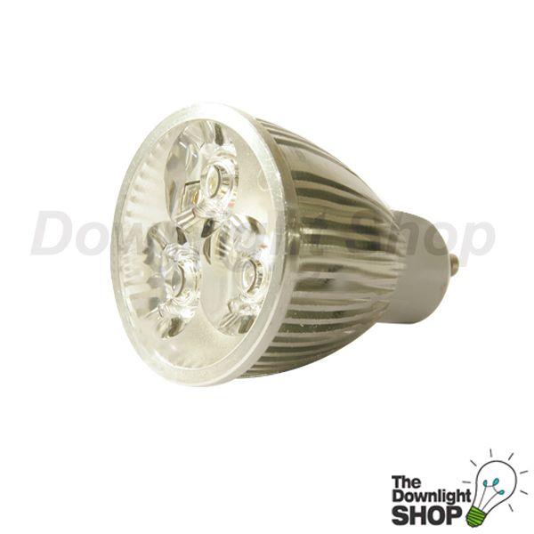 240V #Dimmable #LED Globe Cool #White Gu10 Light #Lighting Replaces #Halogen - $29.90