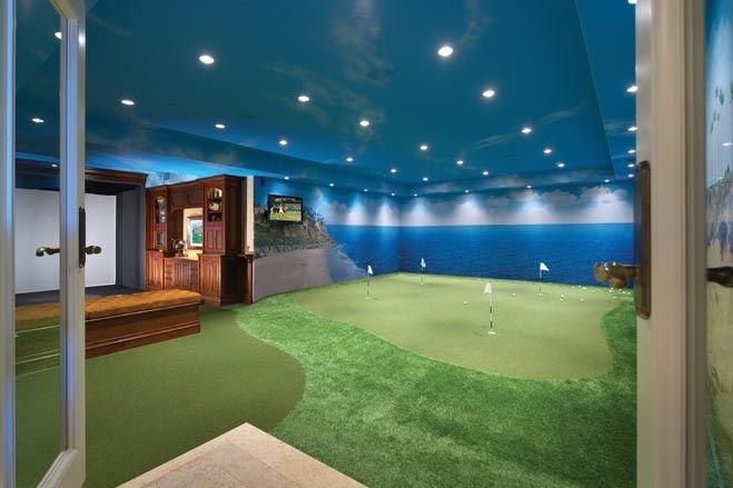 Golf Man Cave image