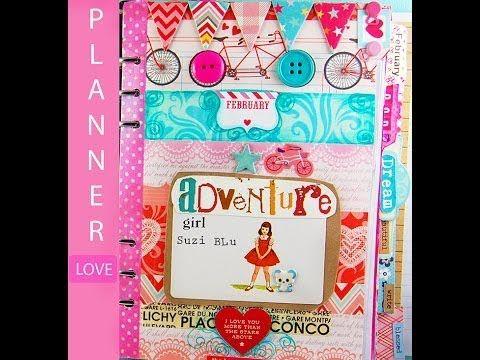 ▶ Kikki-K Filofax Planner Love - Dividers and Categories - YouTube