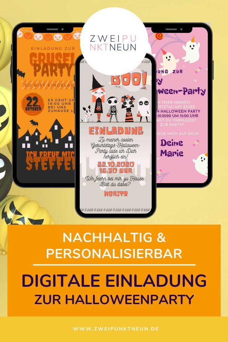 digitale einladungskarten