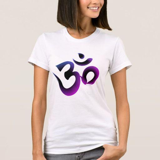 Om Symbol Purple Women's Tee https://www.zazzle.com/om_symbol_purple_womens_tee-235781989858752298?rf=238937033046134636 #om #aum #namaste #yoga #meditation #spirituality #inspirational #suitablegifts