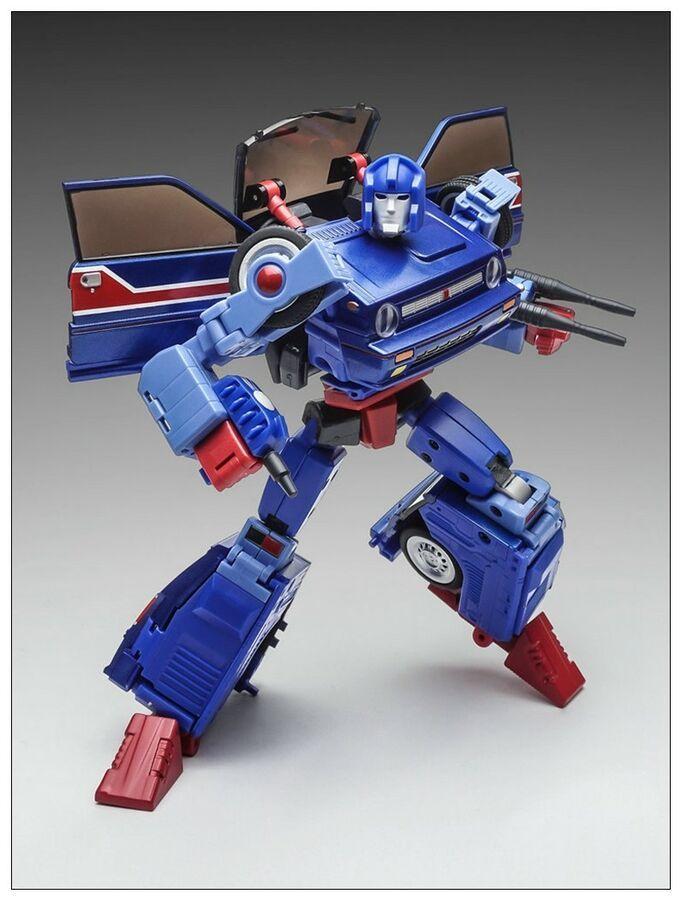 Wei Jiang WeiJiang MPP27 aka Transformers Ironide New In Collector Box UK