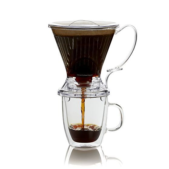 Pour Over Coffee Maker Crate And Barrel : 25+ basta Clever coffee dripper ideerna pa Pinterest