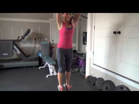 Shoulder-Cardio Workout - YouTube