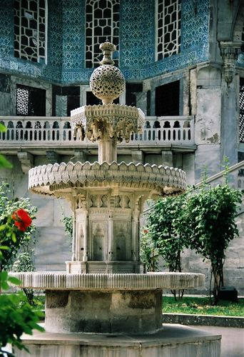 Topkapi Palace, Istanbul - Turkey