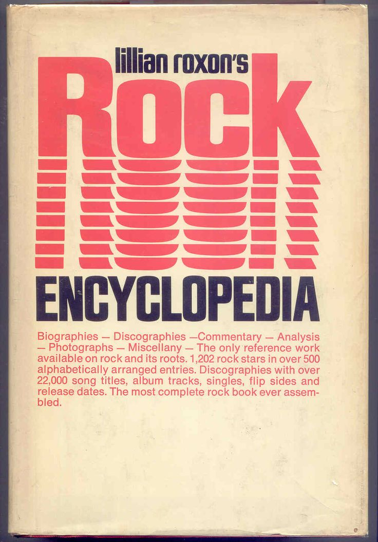 59 best rock roll history books images on pinterest history lillian roxon rock encyclopedia old testament fandeluxe Choice Image