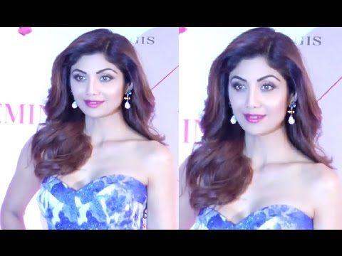 Shilpa Shetty looks WOW at Nykaa Femina Beauty Awards 2017.